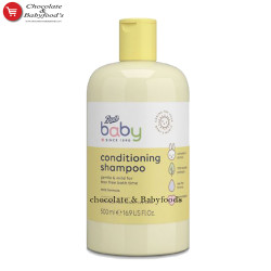 Boots Baby Conditioning Shampoo 500ml