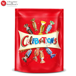 Celebrations Pouch Pack 400g