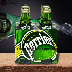 Perrier Sparking Natural Mineral Water 4pcs