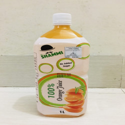 Mr. Shammi 100% Orange Juice 1Ltr.