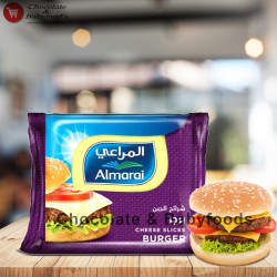 Almarai Cheese Slices Burger
