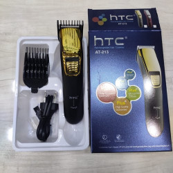 HTC Rechargeable hair Trimmer AT-213
