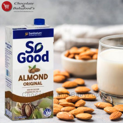 So Good Almond Original Milk 1L