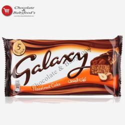 Galaxy Hazelnut Cake 150g