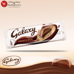 Galaxy Smooth Milk Chocolate 28 pcs box