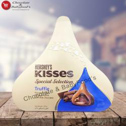 Hersheys Kisses Truffle 190g