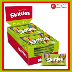 Skittles Crazy Sours Chocolate