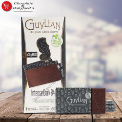 Guylian Belgian Chocolate Intense Dark 84% Bar