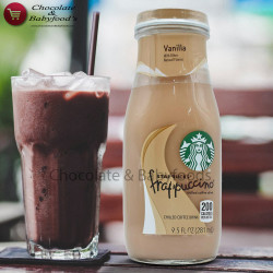 Starbucks Frappuccino Vanilla Coffee Drink 281ml