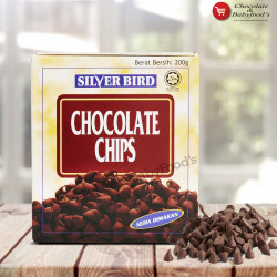 Silver Bird Chocolate Chips 200g