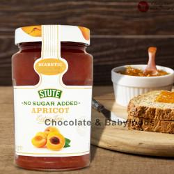 Stute Sugar free Apricot Extra Jam 430g