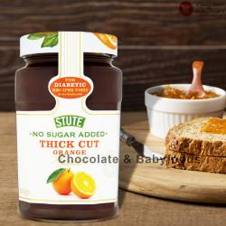 Stute Sugar free Thick cut Orange Marmalade 430g