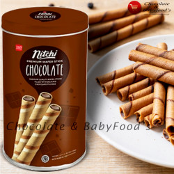 Nitchi Premium wafer stick Chocolate 330g