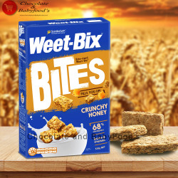 Weet-bix Bites Crunchy Honey 510g