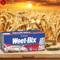Weet-bix Breakfast Cereal 375g