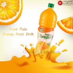 Tropicana Twister Orange Fruit Drink 1.5L