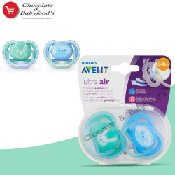 Philips Avent Ultra Air Soother 6-18m