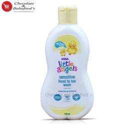 Asda Little Angel Sensitive Head to Toe Wash 500ml