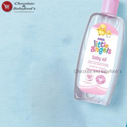 Asda Little angels baby oil 300ml