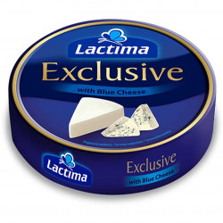 Lactima Exclusive Cheese with Blue Cheese 140g