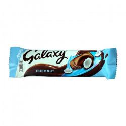 Galaxy Coconut Chocolate Bar 24pcs Box