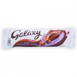 Galaxy Dark Chocolate Cream Bar 24pcs box