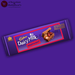 Cadbury Dairy Milk Fruit & Nut Chocolate Bar 300g