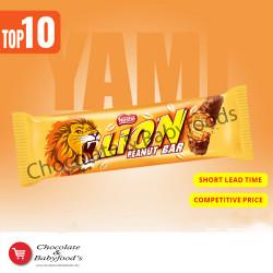 Nestle Lion Peanut Bar 24pcs Box