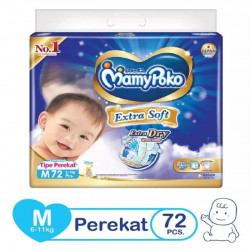Mamy Poko Extra Dry M (Belt System)