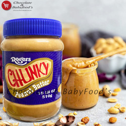 Rogers Chunky Peanut Butter 510g