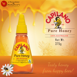 Capilano Pure Honey 375g