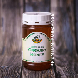 Superbee Australian Organic Honey 500g