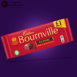 Cadbury Bournville Classic Dark Chocolate 100gm