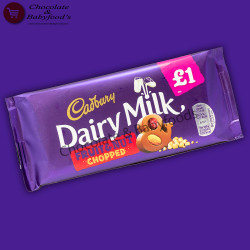 Cadbury Dairy Milk Fruit & Nut Chopped 95g