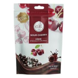 Elit Sour Cherry Dark Chocolate Covered 125g