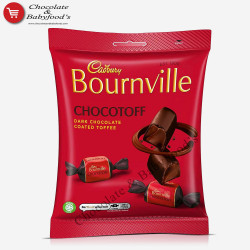 Cadbury Bournville Chocotoff Dark Chocolate 250gm