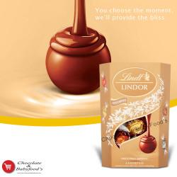 Lindt Lindor smooth assorted 200g