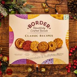 Border Classic Recipies Biscuits 400g