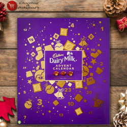 Cadbury Dairy Milk Advent Calendar 258g