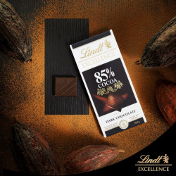 Lindt Excellence 85% Chocolate 100g