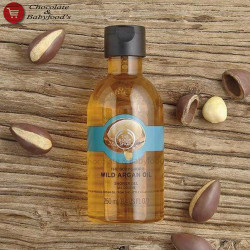 The Body Shop Wild Argan Oil Sower Gel 250ml