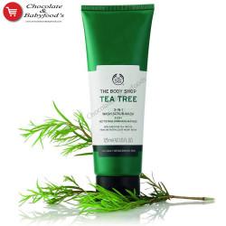 The Body Shop Tea Tree Wash-Scrub-Mask 125ml