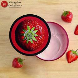 The Body Shop Strawberry Softening Body Butter 200ml