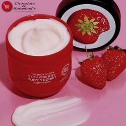 The Body Shop Strawberry Body Yogurt 200ml