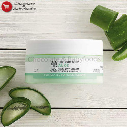 The Body Shop Aloe Soothing Day Cream 50ml