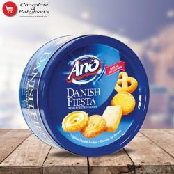 Ano Danish Fiesta Premium Butter Cookies 454g