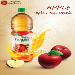 Tropicana Twister Apple Juice 1.5L