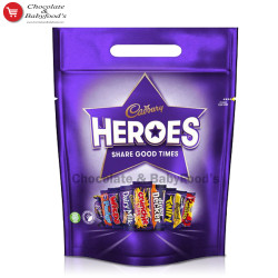 Cadbury Heroes Packet 357g