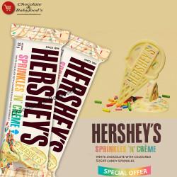 Hershey's Sprinkles 'N' Creme 78g