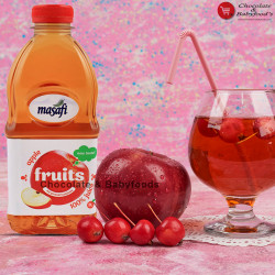 Masafi Apple Fruits 100% Juice 2litre